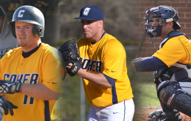 Florida Trio on Final Ride at Coker
