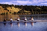 Women's Crew Starts Season With Good Peformance
