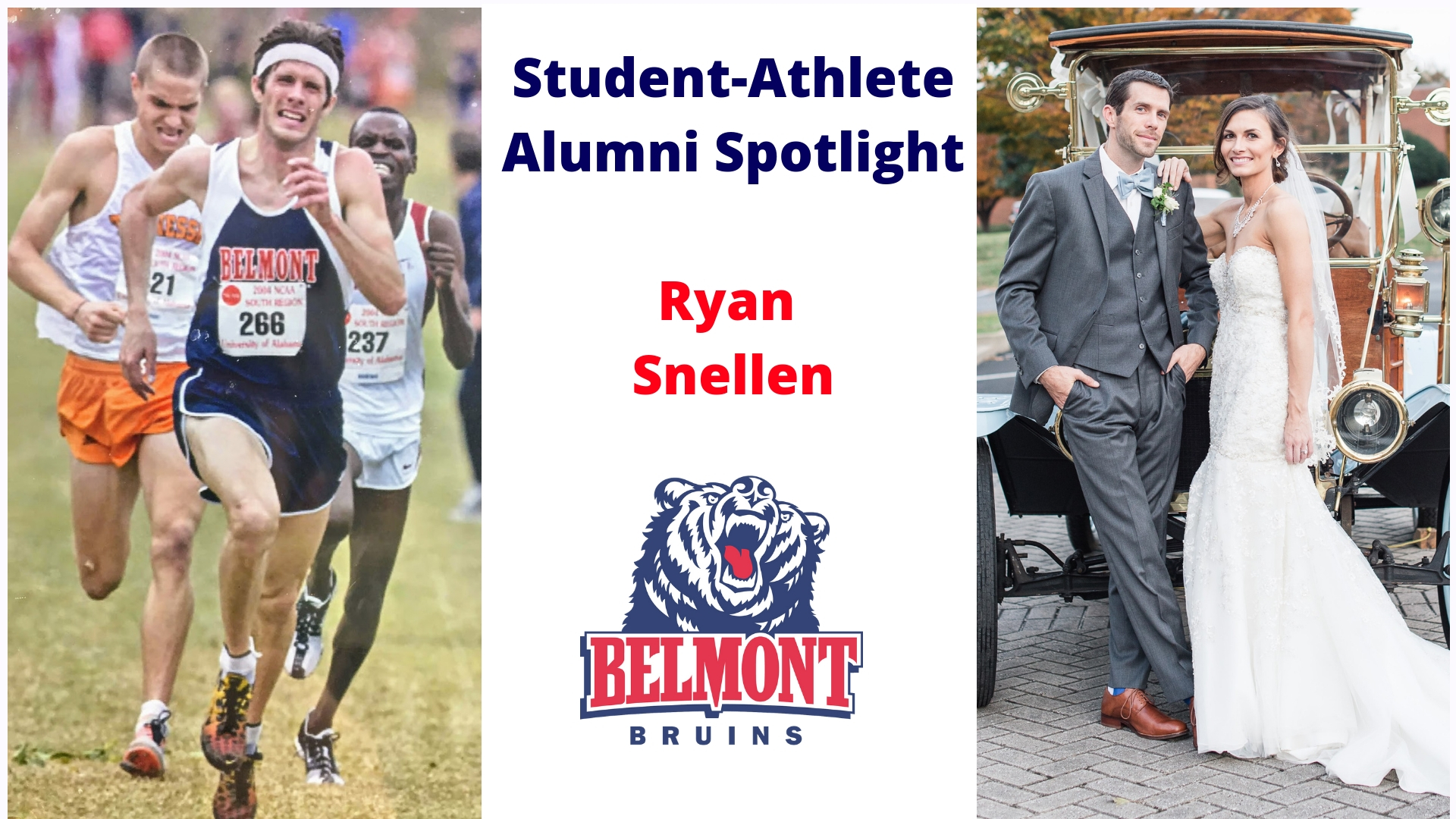 Student-Athlete Alumni Spotlight -- Ryan Snellen