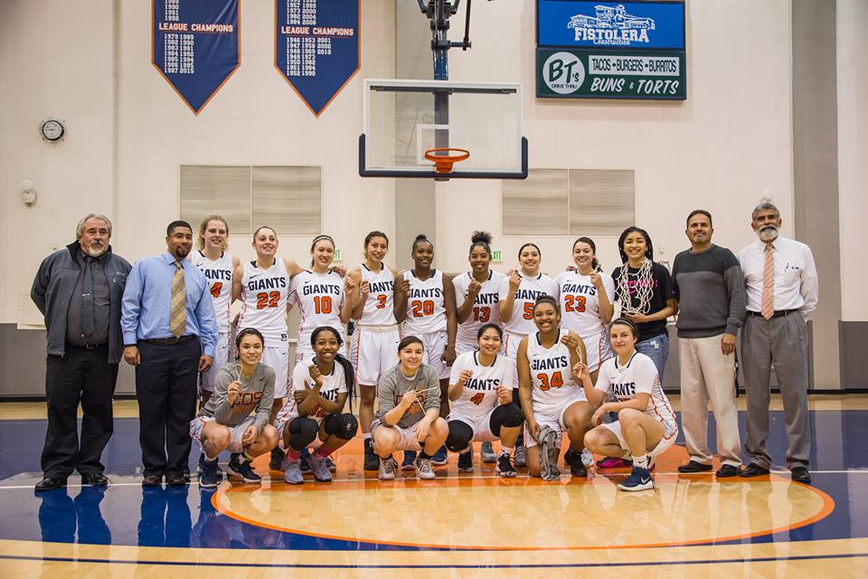 COS Women's Basketball Advances to State Championships