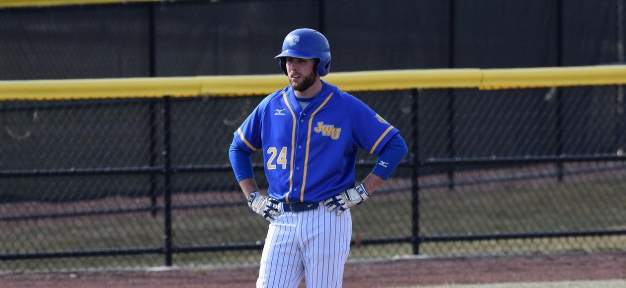 Late Inning Costs JWU Baseball in 12-5 Loss at Salve Regina