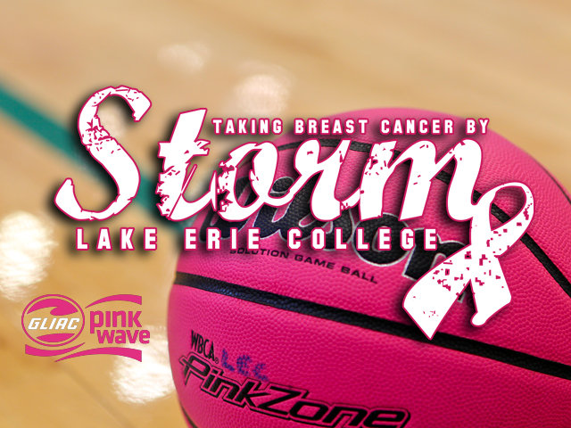 Lake Erie Basketball Taking Breast Cancer by Storm Feb. 16-18