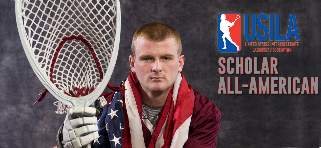 Reynolds Named USILA Scholar All-America Recipient