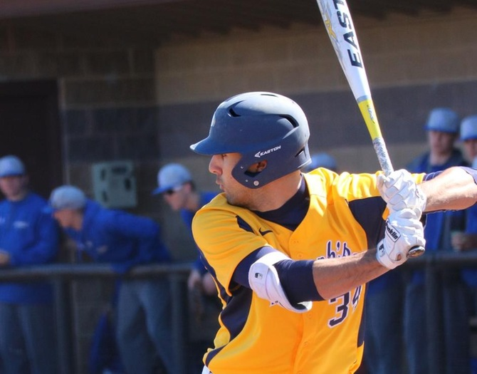 Baseball Splits with Rutgers-Camden