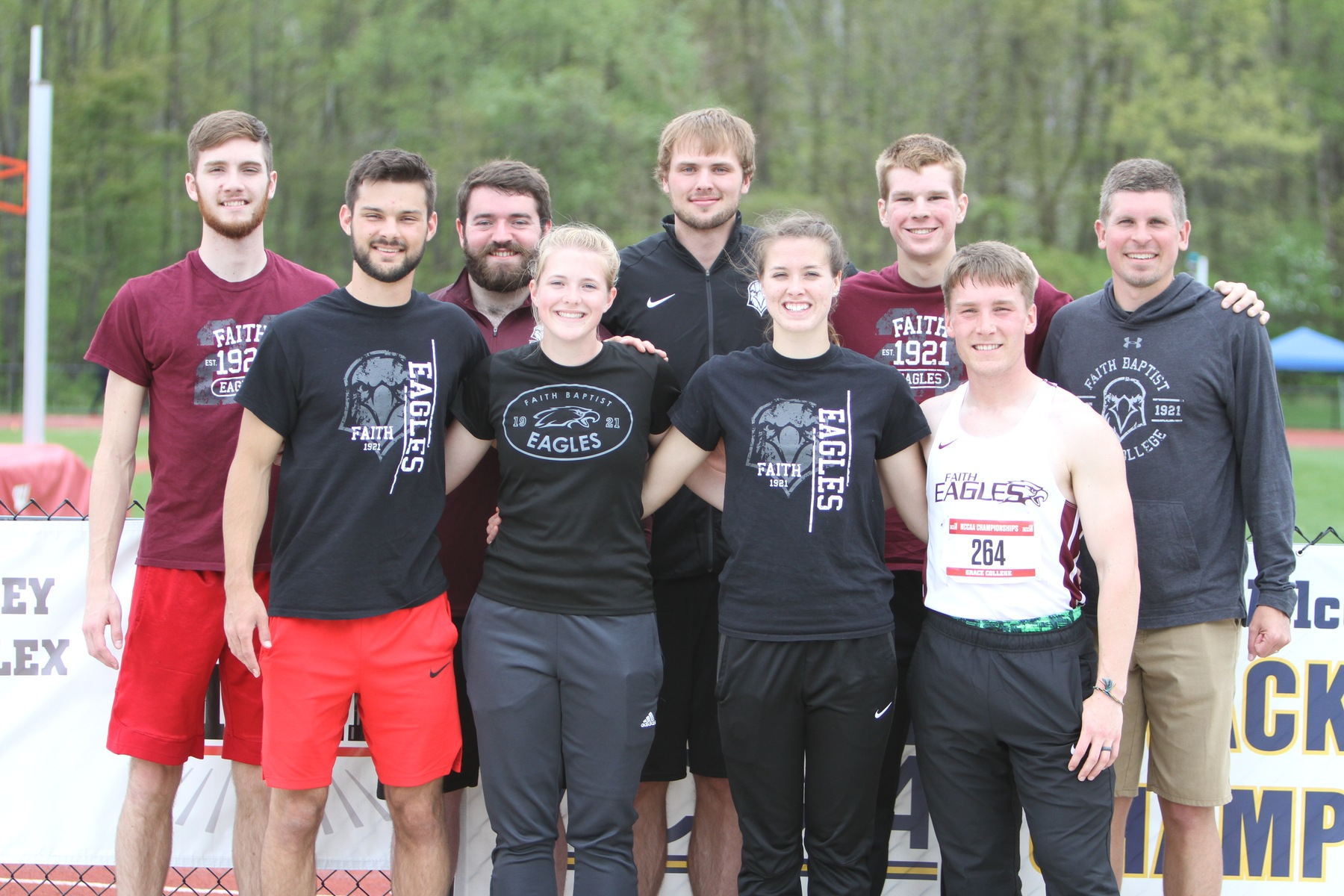 Kirkwood wins National Championship in Discus; Team Performs Well at Nationals