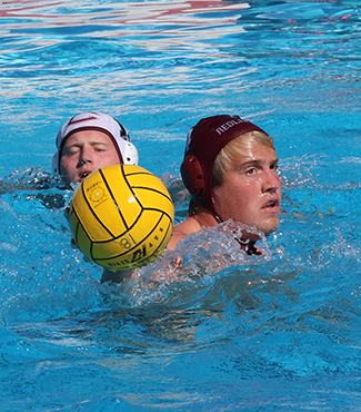 Cooper Krause, Redlands, Men's Water Polo Offensive Athlete of the Week