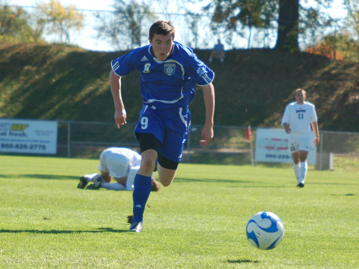 Blue Devils Play to 1-1 Draw With Hartford