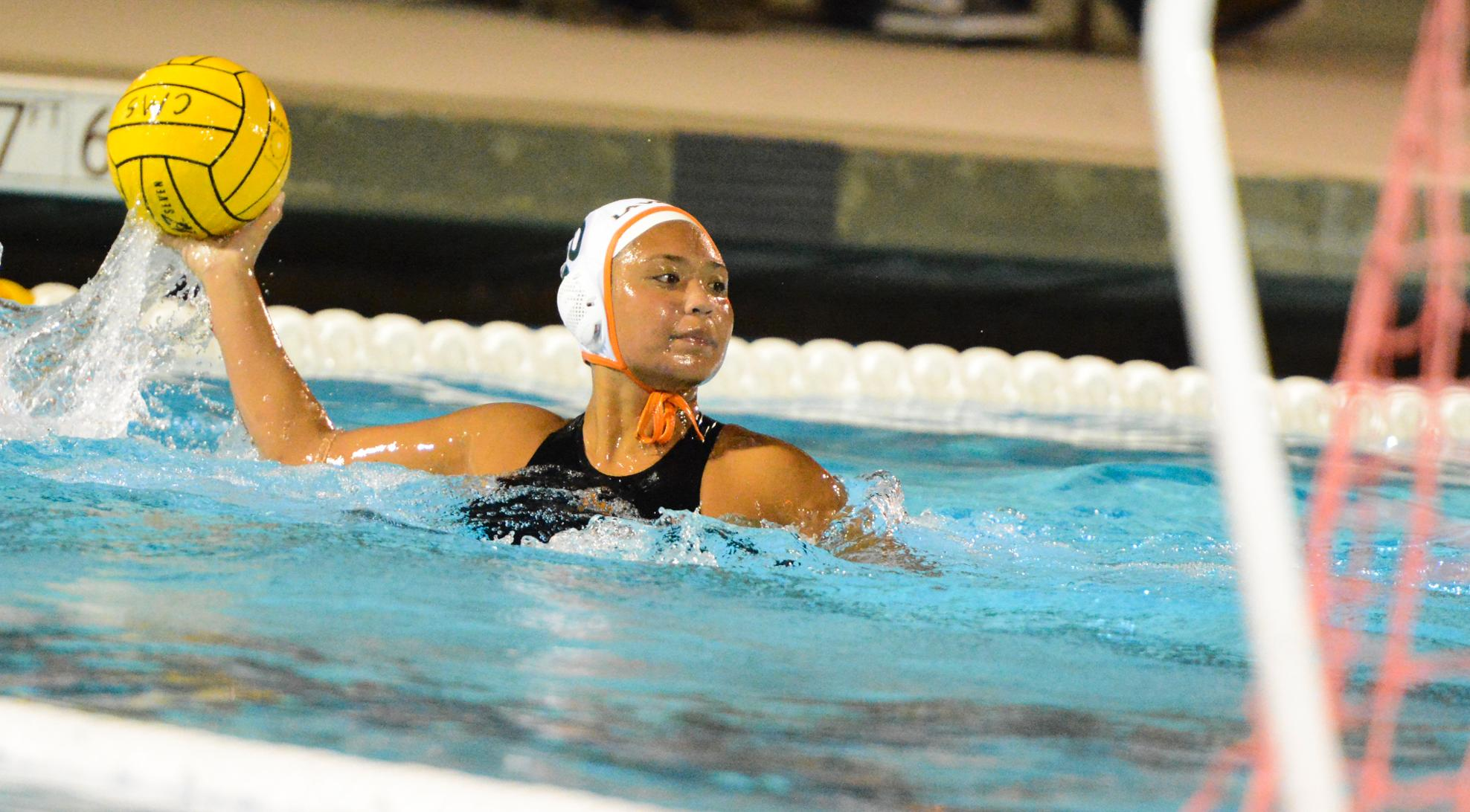 Women's Water Polo tops CMS for first time in recent memory
