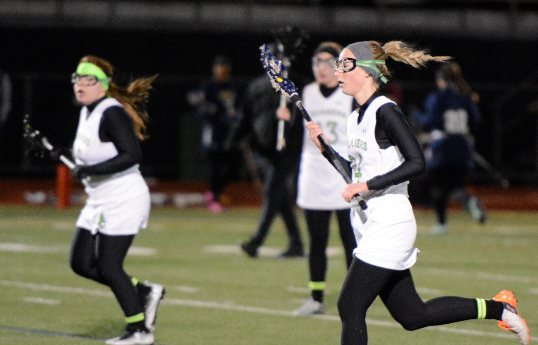 Women's Lacrosse Takes on Hiram Wednesday