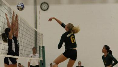 Volleyball Finishes Conference Play Undefeated