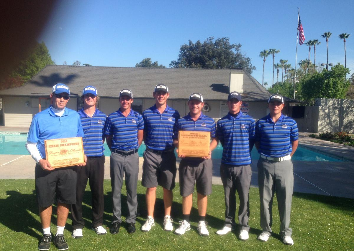 The 2014 Fresno State Classic Champion Gauchos.