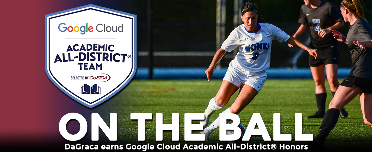 DaGraca Earns Google Cloud Academic All-District® Honors