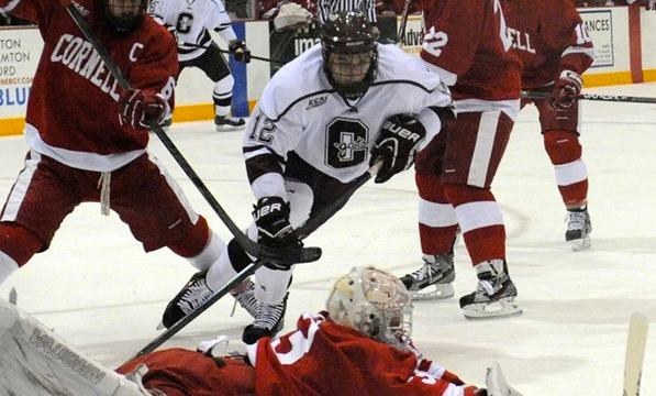 Raiders Show Gamely Effort Versus Rival Cornell