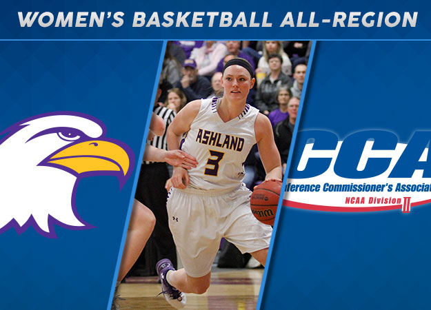 Ashland's Snyder Selected 2017 D2CCA All-Region Player of the Year; GLIAC Lands Four Honorees
