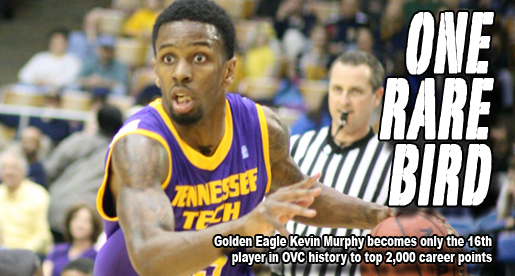 Golden Eagles topped in OVC semifinals by No. 9 Racers