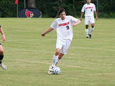 Cardinals race past Greyhounds 4-0 in conference opener