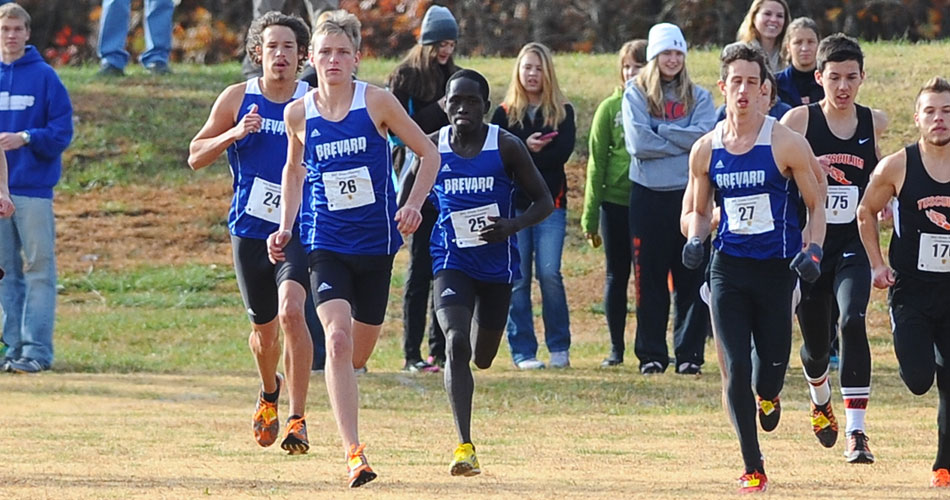 Kiprono Leads Way for Tornados at Furman Invitational