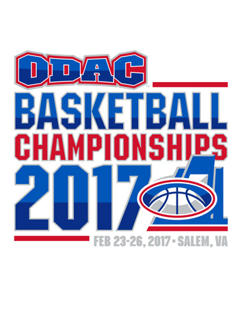 ODAC Releases Pairings For 2017 Men's & Women's Basketball Tournaments