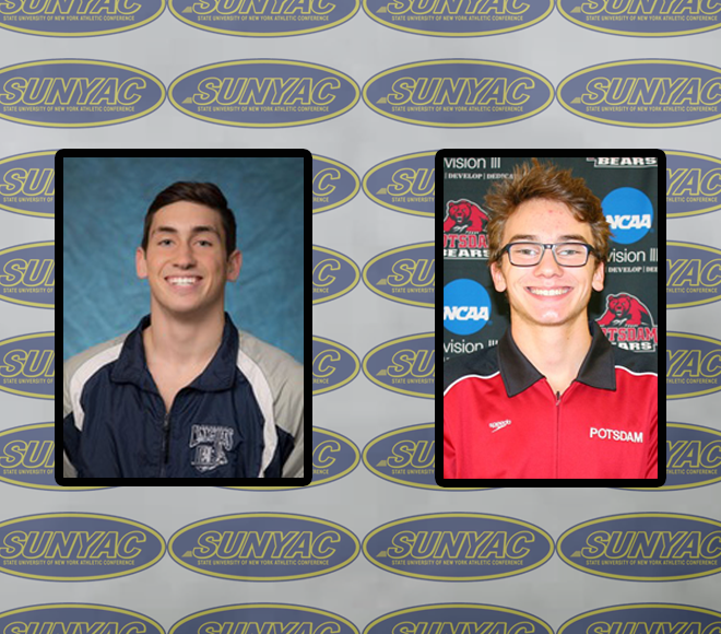 Men's Swimming and Diving awards announced
