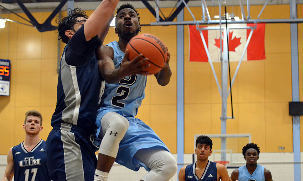 Men's basketball use big third quarter to run away from UTM