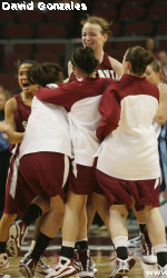 Santa Clara Wins Tournament Thriller, 68-67