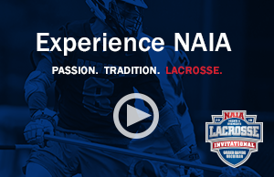 NAIA Lacrosse Invitational Video