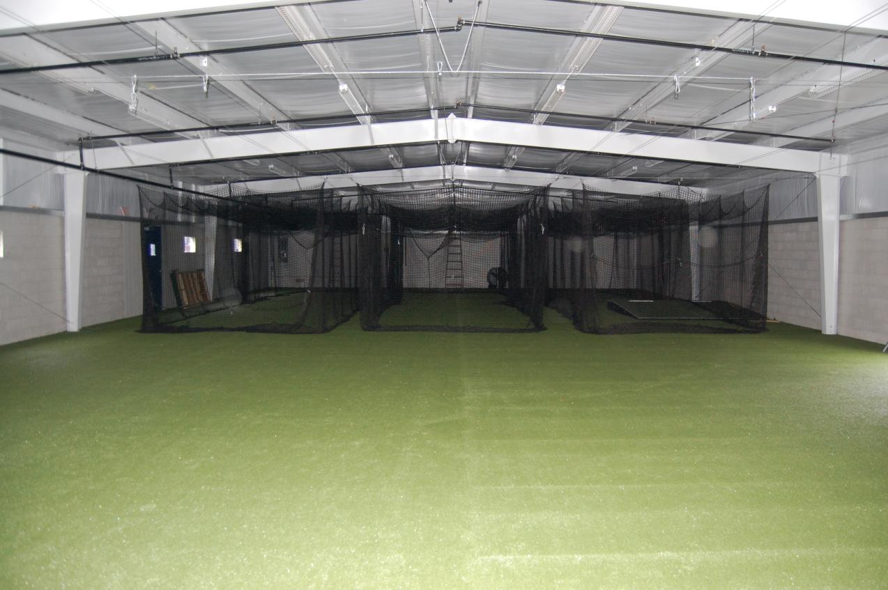 Indoor baseball facility for Design indoor baseball facility