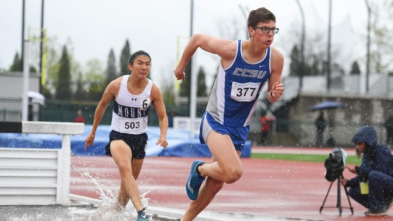 Track & Field Competes at Ramapo Season Opener