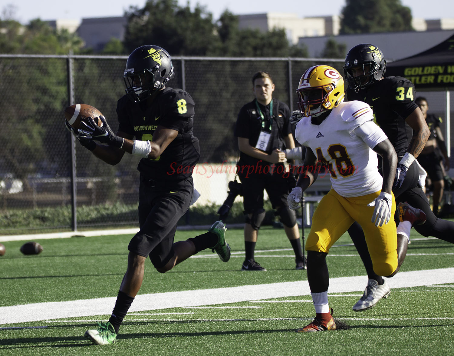 Football: Fourth Quarter Comeback Propels Rustlers to Victory