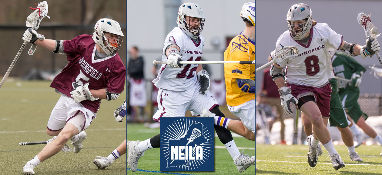 Abate, Cozens, and Dumont Chosen To Play In NEILA East-West Senior All Star Game