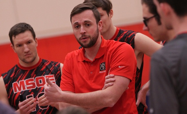 Men's Volleyball Picked Third in NACC Preseason Poll