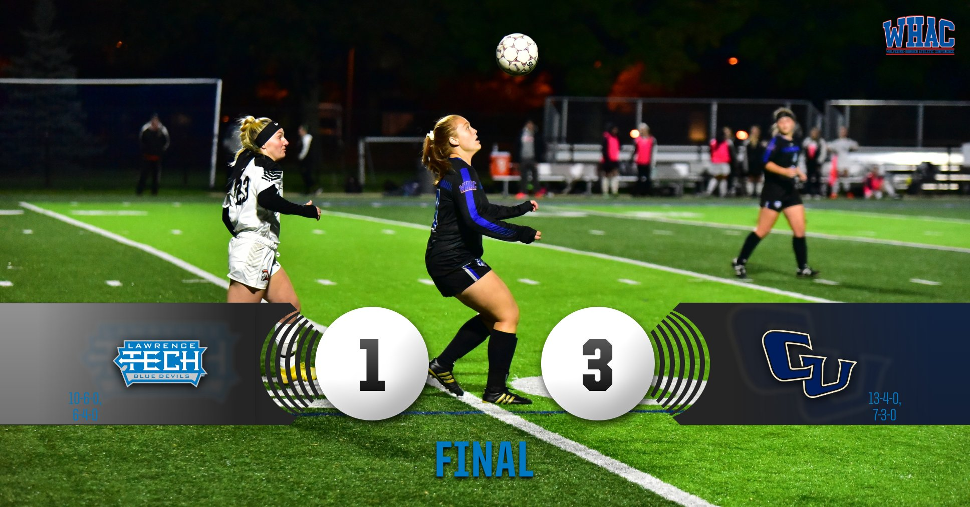 Blue Devils Fall At Home against Cornerstone 3-1, Prepare to Face #3 UNOH at Home on Saturday