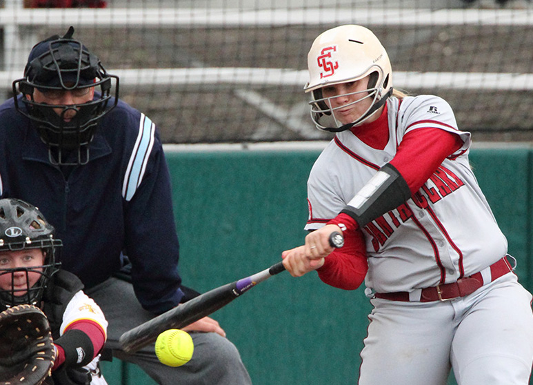 Six Road Games Will Test Santa Clara Softball This Week