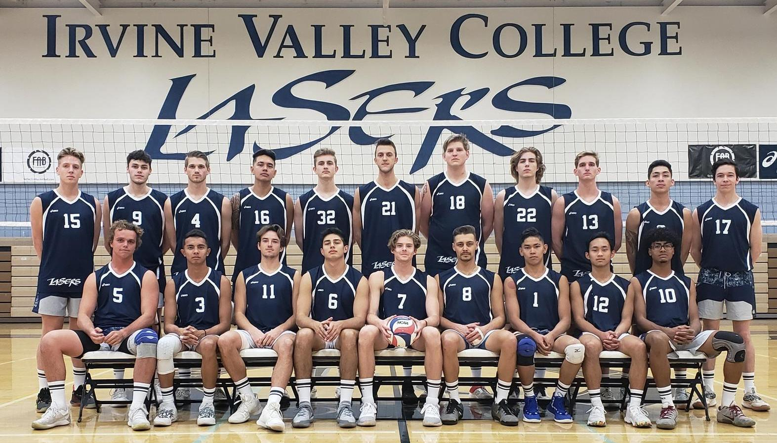 Fourth-ranked men's volleyball team hosts No. 1 OCC Wednesday
