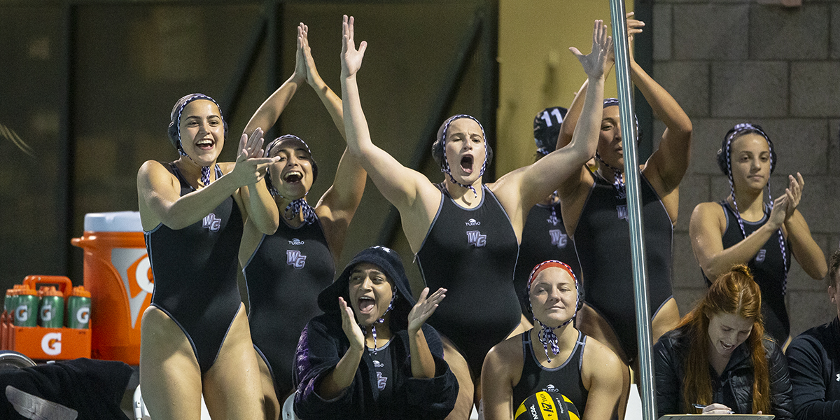 Women's Water Polo lands seven on ACWPC All-Academic Teams