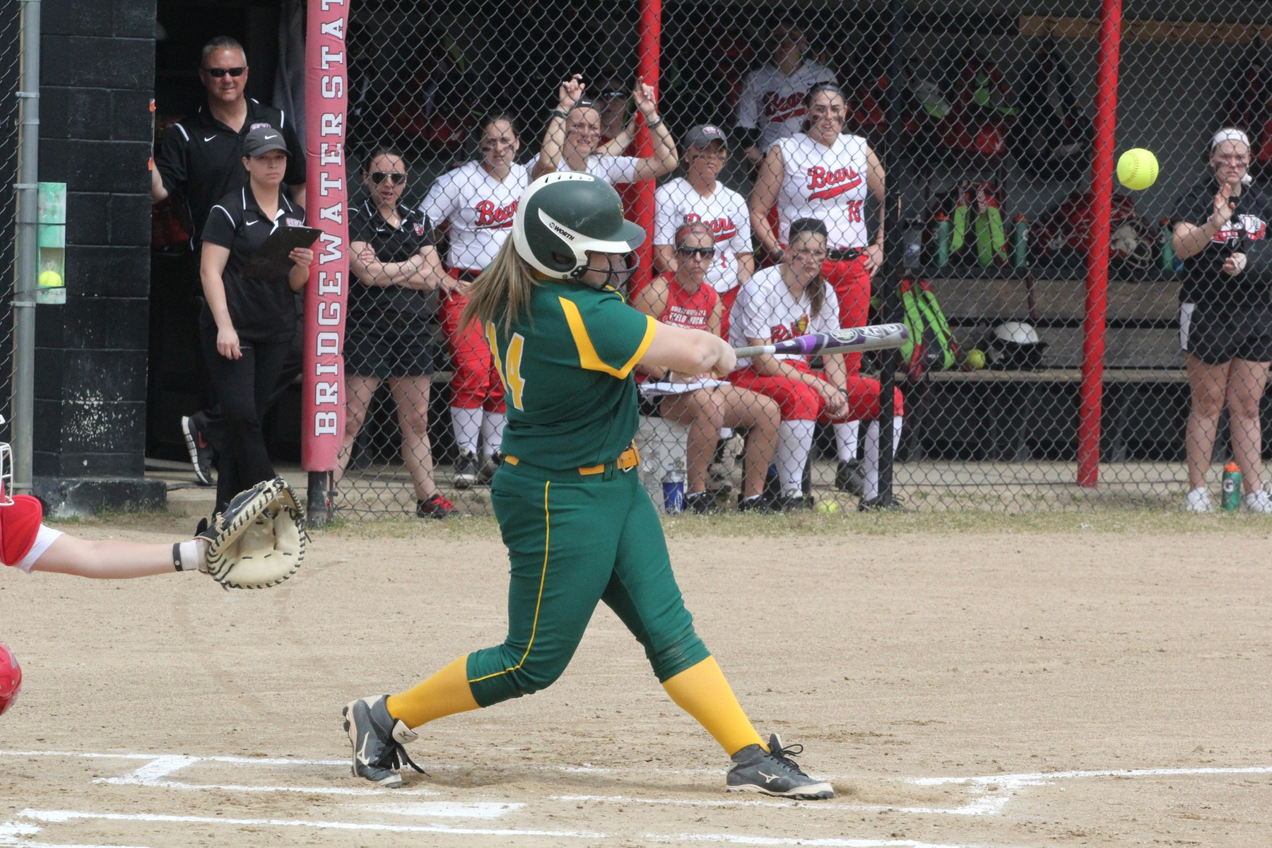 Fitchburg State Sweeps Bridgewater State