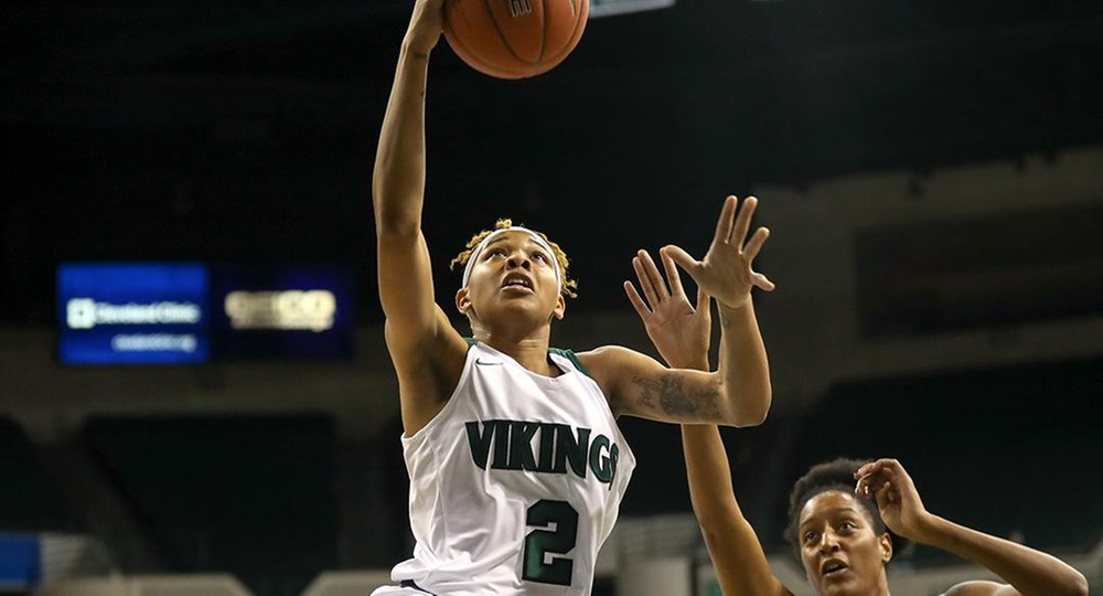 Crockett Notches Double-Double As Vikings Fall At Ball State