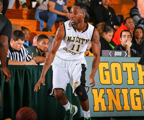 Jalen Harris is leading the Gothic Knights in scoring on a squad many think could be one of the best in program history.