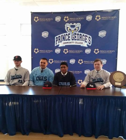 Baseball Inks Top recruits for Fall 2015