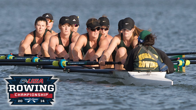 ROWING GETS SET FOR SATURDAY'S CONFERENCE USA CHAMPIONSHIP