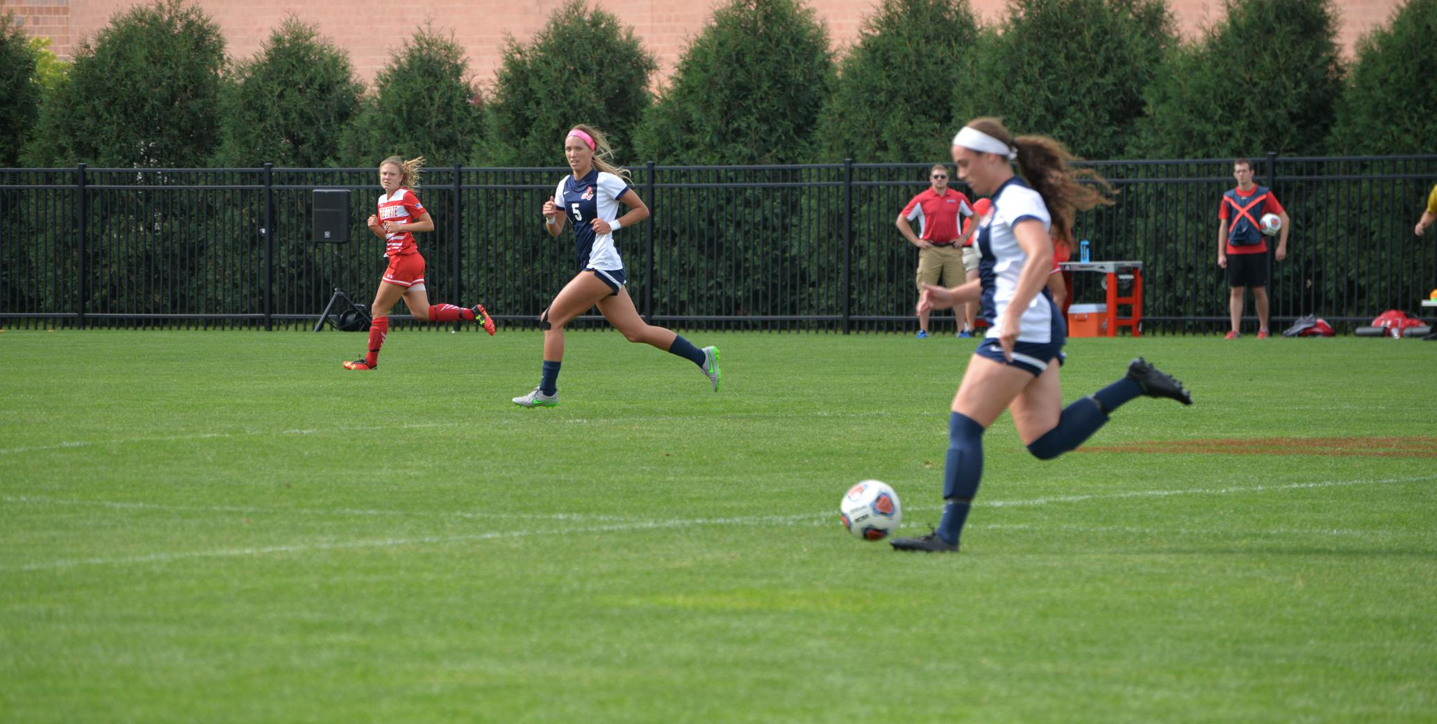 Women's Soccer plays to 1-1 draw at Ohio Dominican