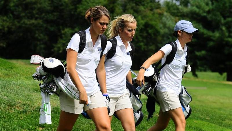 Women's Golf Finishes 13th at Seton Hall