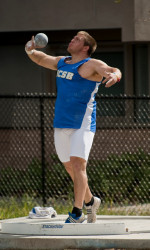 Track Team Prepares for Ben Brown Invitational