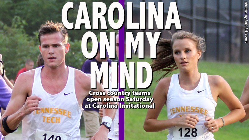 New era in Tech cross country begins Saturday at Carolina Invitational