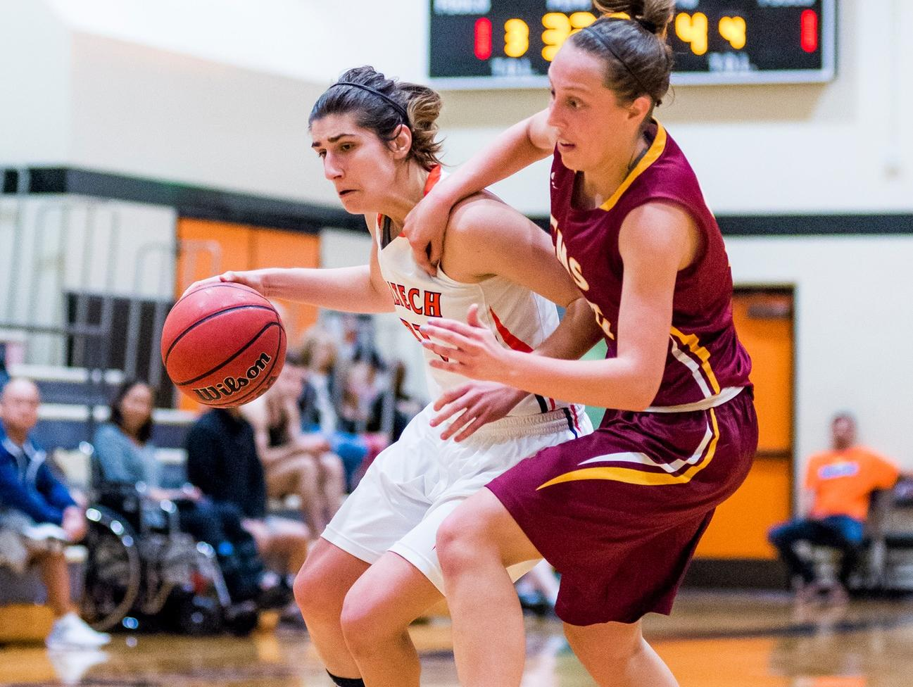 D'Costa Dominant as Caltech Handles La Verne