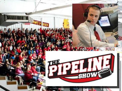"FSU Hockey Featured On ""The Pipeline Show"""