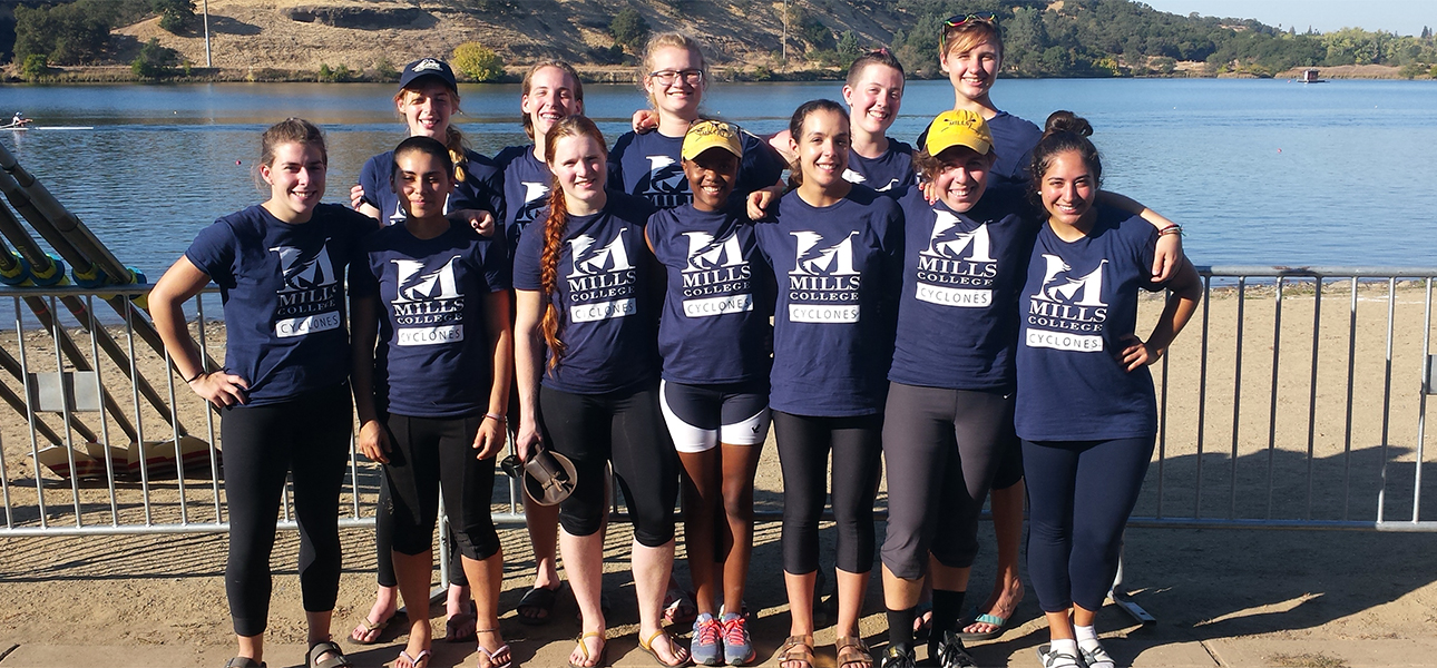 Mills Rowing Off to a Strong Start