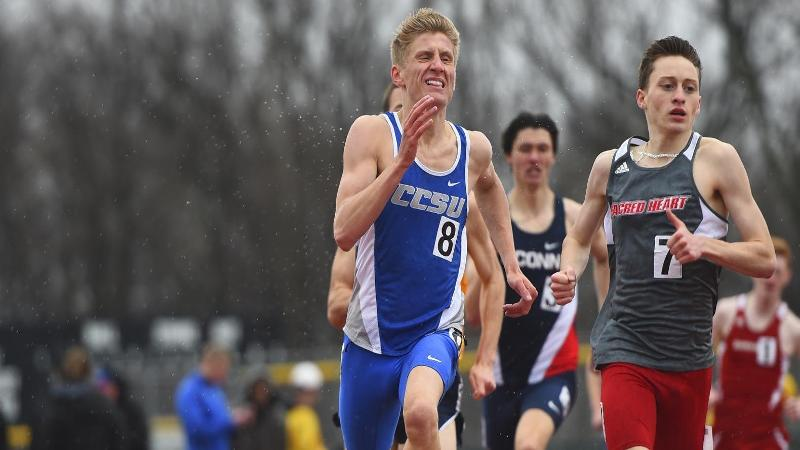 Trio of Blue Devils Compete at Sam Howell Invitational