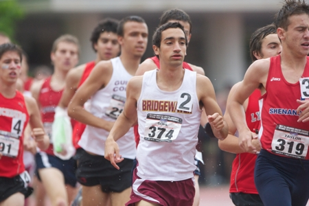 Sohl Sets New BC Mark In 10000 Meters