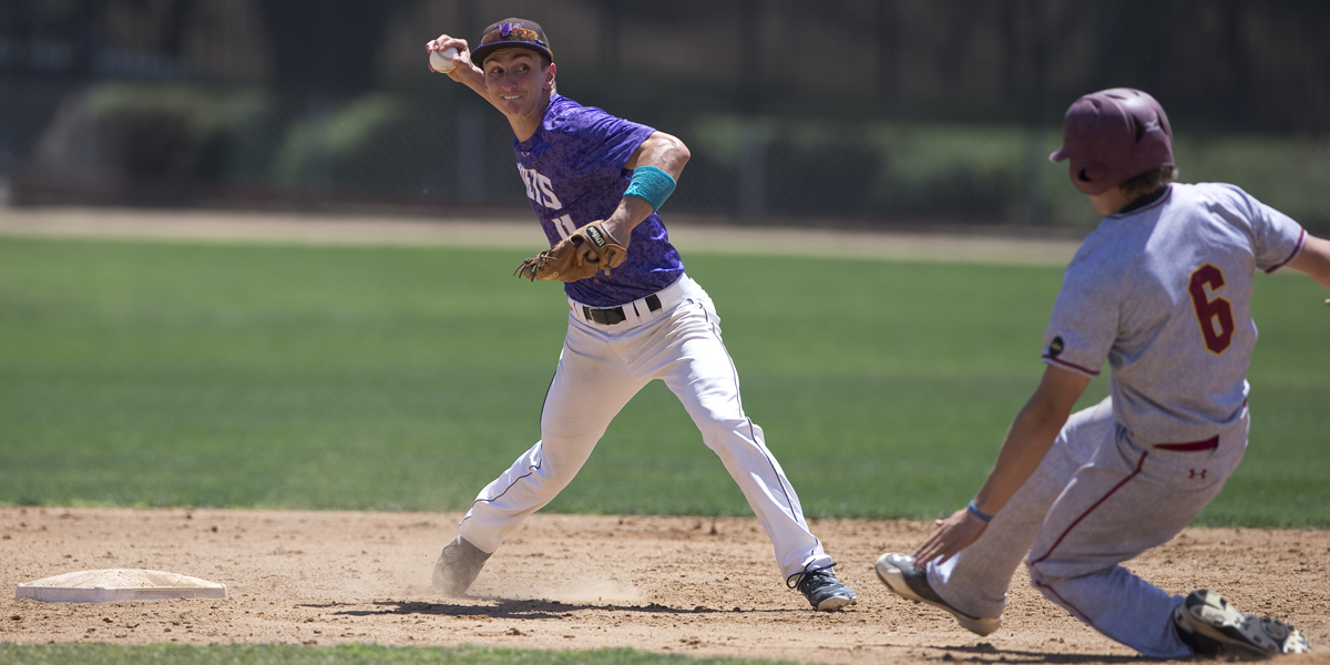 Baseball walks-off against Stags